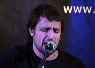 Marc Ràmia transmetent emoció per uns ideals // Jose Polo