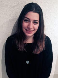 Mireia Soler, candidata de les JERC // JERC Molins de Rei