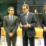 Artur Mas posa la creació d'ocupació per davant de la independència