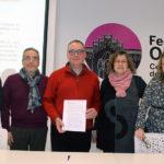 PSC, Iniciativa, MES i Procés Constituent signen un document de compromís ètic