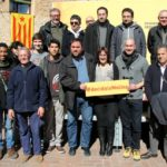 Sílvia Guillén es presenta com a candidata a l'alcaldia acompanyada d'Oriol Junqueras