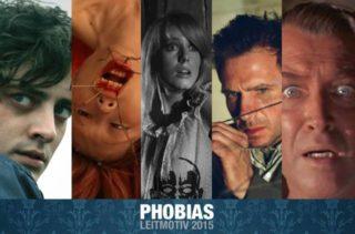 Les fòbies, el tret principal de l'edició 2015 del festival // Festival de Cine de Terror de Molins de Rei