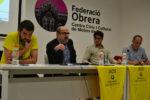 D'esquerra a dreta, Oriol Àvila, // Elisenda Colell