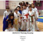 El judo de Molins de Rei brilla a Andorra i Cabrils