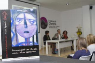 Imatge de la presentació del llibre // Ajuntament de Molins de Rei