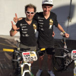 One to One ja roda a l'Absa Cape Epic 2015
