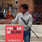 Xavi Paz (PSC) presenta la candidatura a l'alcaldia posicionant-se com el motor del canvi