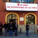El ple municipal aprova un manifest propi mentre Molins de Rei prepara el Dia de la Dona Treballadora