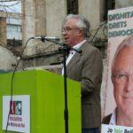 Pere Garcia es presenta com a candidat d'Iniciativa amb un pla de rescat social