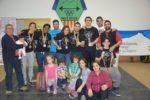 L'expedició de Molins de Rei al Campionat de Catalunya d'halterofília // Jose Polo