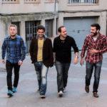 El grup molinenc Sarramangu edita el seu primer disc
