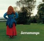 La careta del disc, que porta el mateix nom del grup // Sarramangu