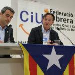 """Joan Ramon Casals és """"partidari"""" de pactar amb ERC per fer """"front comú"""" independentista"""