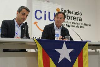 Joan Ramon Casals i Josep Maria Vila d'Abadal // Elisenda Colell