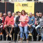 ERC presenta la llista de les eleccions municipals pensant en l'endemà del 27 de setembre