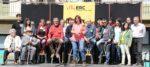 Integrants de la llista d'ERC a les eleccions municipals del 2015 // David Guerrero
