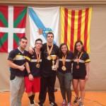 Marcos Ruiz guanya el campionat d'Espanya i es classifica pel campionat del món júnior d'halterofília