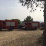 Segon incendi a Sant Pere de Romaní en una setmana
