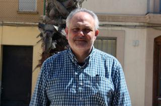 Miguel Bautista, candidat del PSTi a l'alcaldia de Molins de Rei // Jose Polo