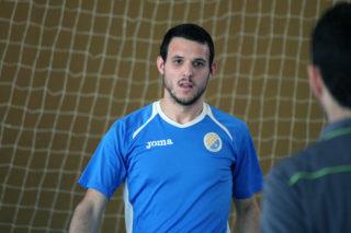 Sergi Areny va marcar el primer gol del CFS Molins 99 // Jose Polo