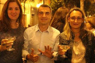 Joan Ramon Casals, satisfet de la victòria // Elisenda Colell