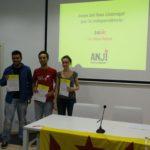 """Les joventuts d'ERC i Convergència signen un acord per """"treballar conjuntament"""" després de les eleccions"""
