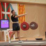 Marcos Ruiz és el setè millor aixecador del món en halterofília júnior