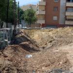 Es prenen mesures per evitar noves inundacions provocades per les obres de Les Guardioles