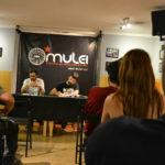 Bertran Cazorla i Jordi Borràs analitzen l'estat del feixisme a Catalunya en una xerrada a l'Ateneu Mulei