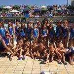 El CN Molins de Rei aconsegueix sis medalles a la Final de Relleus de natació benjamí