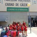 Mireia Rodríguez guanya el campionat d'Espanya de gimnàstica