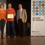 L'institut Bernat el Ferrer recull el diploma de l'acreditació de l'Excel·lència e2Cat
