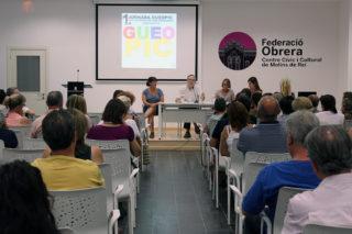 El públic escoltant atentament els ponents // Jose Polo