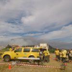 L'ADF i la Creu Roja de Molins de Rei col·laboren en l'extinció de l'incendi d'Òdena