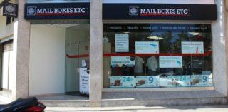 Mail Boxes Etc Molins de Rei es troba a l'avinguda Barcelona, 167 // David Guerrero