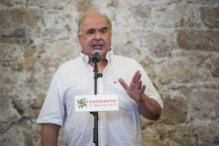 """Lluís Rabell, candidat de """"Catalunya sí que es pot"""" // Enric Català (Catalunya Plural)"""