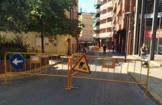 El tram del racó de Margarida Xirgu al carrer Molí serà reformat aquest mes d'agost // Viu Molins de Rei