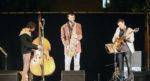 Garay i la seva banda tocant en directe // Jose Polo