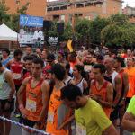 Triplet de l'AEM a la cursa popular de Sant Miquel
