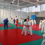 El Club de Judo Molins de Rei ja entrena a la Zona Esportiva Ricard Ginebreda