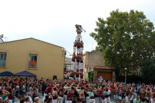 Imatge de l'actuació de Festa Major de l'any passat // Arxiu-Jose Polo