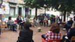 Imatge d'un dels moments de la xerrada // Grup de dones Les Heures