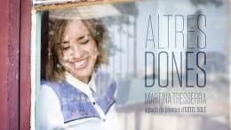 """El disc de Martina Tresserra es titularà """"Altres Dones"""" en referència al llibre de poemes d'Estel Solé // Sílvia Poch"""