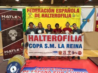 Imatge de l'equip femení del CH Molins de Rei // CH Molins de Rei