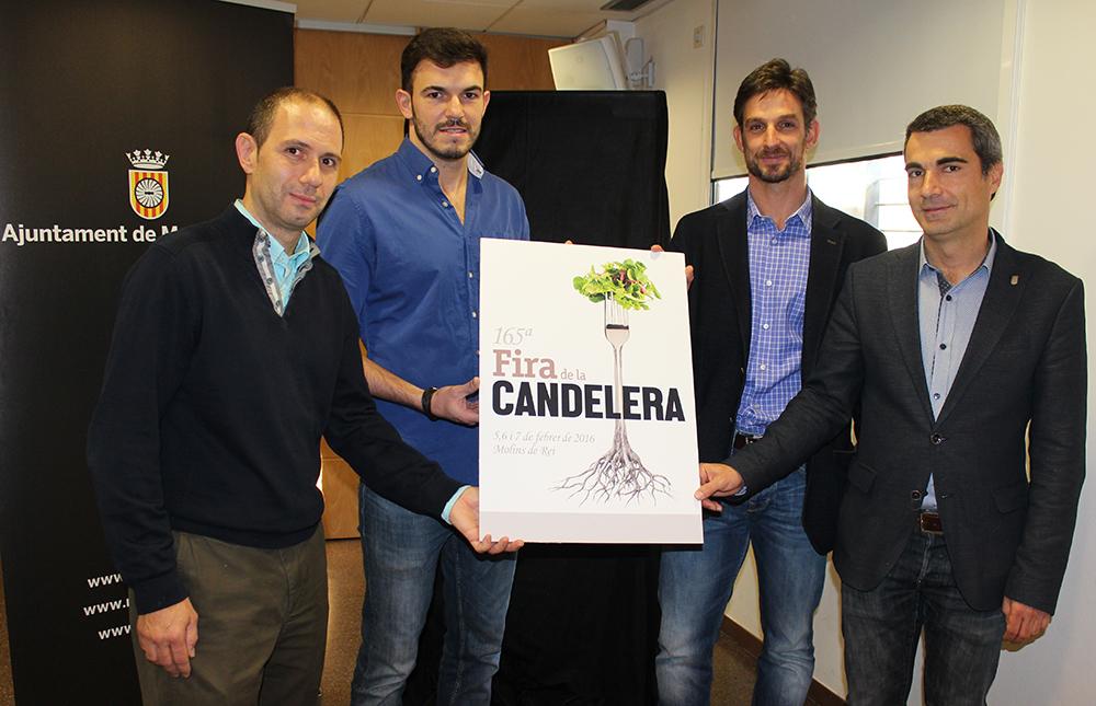 D'esquerra a dreta: Sànchez, Subirats, Paz i Casals // Jose Polo