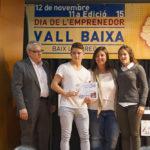 L'institut Corbera s'emporta els dos premis de l'11è Dia de l'Emprenedor