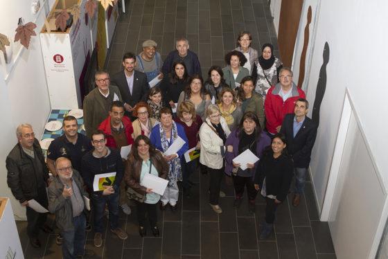 Imatge de les parelles de la darrera edició // Ajuntament de Molins de Rei