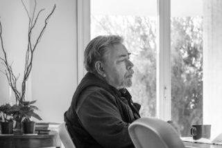 Guitart durant l'entrevista // Xavi Gómez Roig
