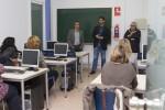 Les autoritats municipals en un dels cursos de formació // Ajuntament de Molins de Rei