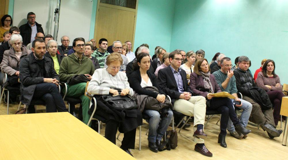 La Sala de Plens plena // Jose Polo